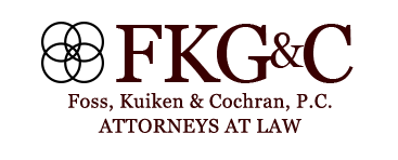 Foss, Kuiken & Cochran PC: FKGC Attorneys serving Fairfield & Southeast Iowa